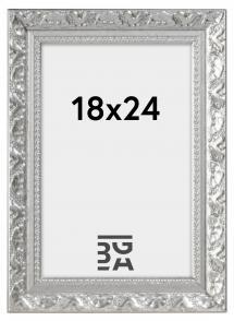 Kehys Smith Hopeanvärinen 18x24 cm