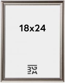 Classic Hopeanvärinen 18x24 cm