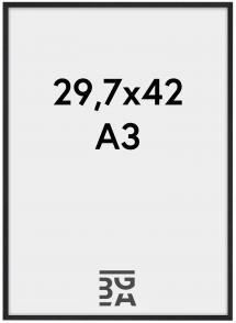 Galant Pleksilasi Musta 29,7x42 cm (A3)
