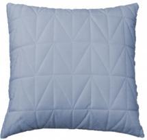 Sammet Quilt Tyynynpäällinen Kyyhkynsininen 45x45 cm