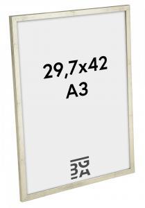 Kehys Galant Akryylilasi Hopeanvärinen 29,7x42 cm (A3)
