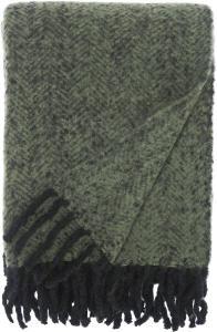 Torkkupeitto Kim - Vihreä 130x170 cm