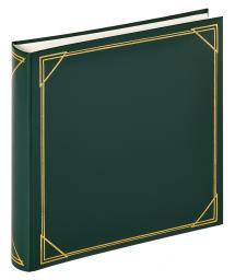 Neliö Vihreä - 30x30 cm (100 Valkoista sivua / 50 lehteä)