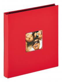 Fun Albumi Punainen - 400 kuvaa 10x15 cm