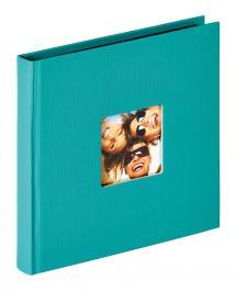 Fun Albumi Vihreä - 18x18 cm (30 Mustaa sivua / 15 lehteä)