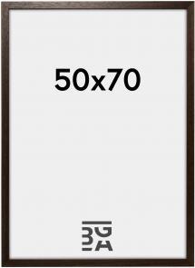 Brown Wood 50x70 cm