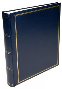 Exclusive Line Maxi Sininen 30x33 cm (100 Valkoista sivua / 50 lehteä)
