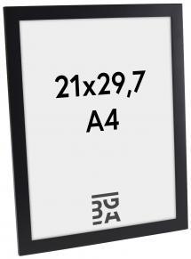 Stockholm Musta 21x29,7 cm (A4)