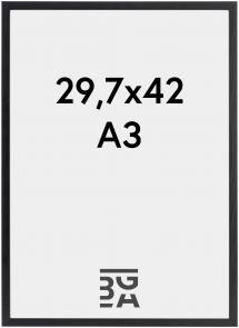 Kehys Galant Akryylilasi Musta 29,7x42 cm (A3)
