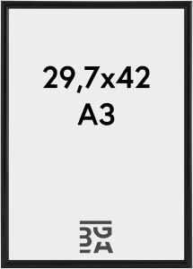 Kehys Galeria Musta 29,7x42 cm (A3)
