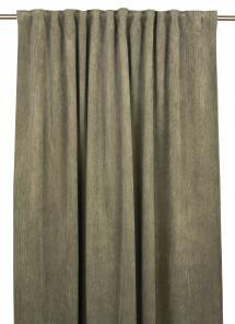 Valmisverho Chester - Khakin vihreä 2 kpl