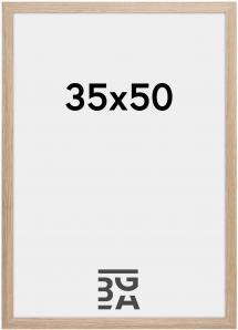 Kehys Stilren Akryylilasi Tammi 35x50 cm