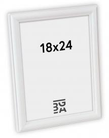 Line Valkoinen 18x24 cm