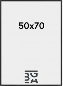 Kehys Nielsen Premium Classic Matta Musta 50x70 cm