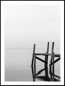 Foto Factory - Silence Juliste