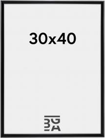 Desire Musta 30x40 cm
