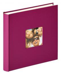 Fun Design Liila - 30x30 cm (100 Valkoista sivua / 50 lehteä)