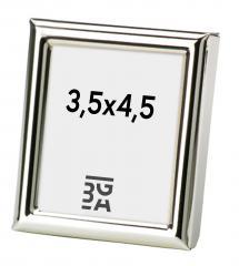 Chloe Hopeanvärinen 3,5x4,5 cm