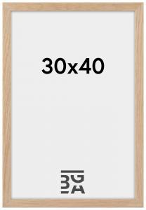 Kehys Soul Akryylilasi Tammi 30x40 cm
