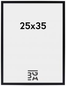 Edsbyn Musta 25x35 cm