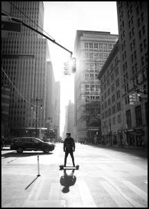Manhattan Juliste