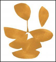 Leaves XI Juliste