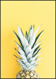 Pineapple Yellow Juliste