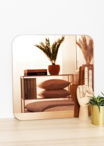KAILA Peili Square Rose Gold 40x40 cm