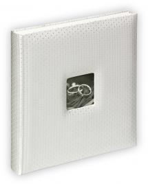 Glamour - 34x33 cm (60 Valkoista sivua / 30 lehteä)