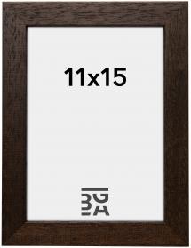Brown Wood 11x15 cm