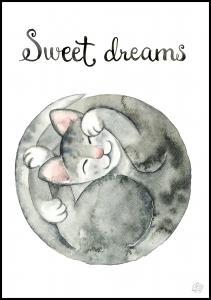 Sweet dreams Juliste
