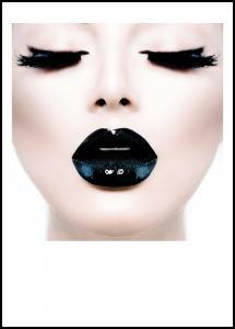 Glossy Lips Juliste