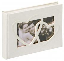 Sweet Heart - 22x16 cm (40 Valkoista sivua / 20 lehteä)