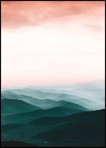 Colorful View Juliste