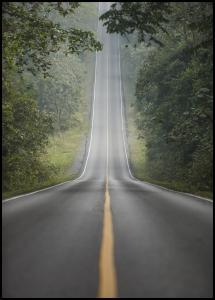 Lonely Road Juliste
