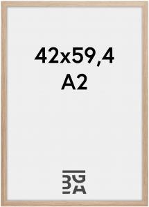 Kehys Stilren Akryylilasi Tammi 42x59,4 cm (A2)