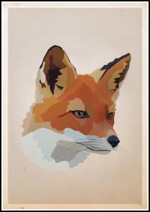 Fox Juliste