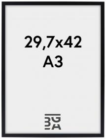Edsbyn Musta 29,7x42 cm (A3)
