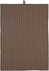 Keittiöpyyhe Ture - Suklaa 50x70 cm