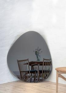 Peili Shape Big Warm Grey 95x110 cm