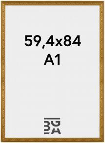 Nostalgia Kullanvärinen 59,4x84 cm (A1)