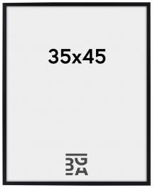 Kehys Edsbyn Musta 35x45 cm