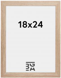 Kehys Stilren Akryylilasi Tammi 18x24 cm