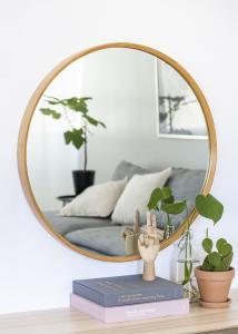 Peili Bambu 80 cm Ø