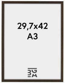 Edsbyn Saksanpähkinä 29,7x42 cm (A3)
