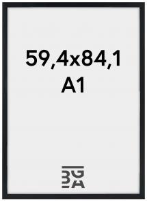 Stilren Pleksilasi Musta 59,4x84,1 cm (A1)