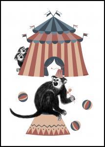 Circus Juliste