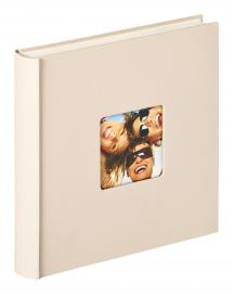 Fun Albumi Sand - 30x30 cm (100 Valkoista sivua / 50 lehteä)