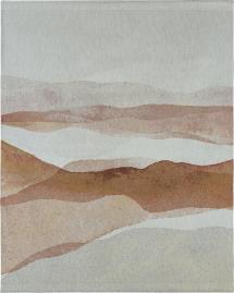 Seinävaate Dunes - Beige 100x127 cm