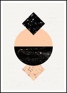 Abstract Geometry VI Juliste